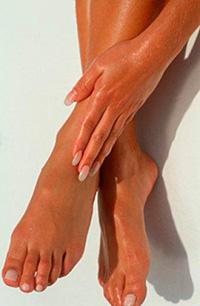 Программа для ног Легкие ножки