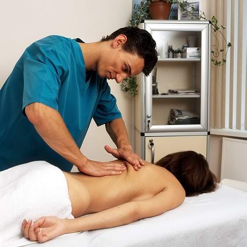 Лікувальний мануальний 3Д масаж