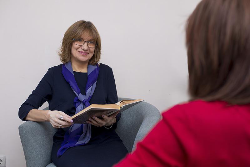 Психолог Веснина Светлана Владимирована