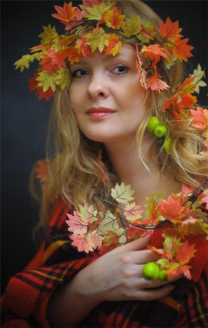 Любіть себе навіть восени