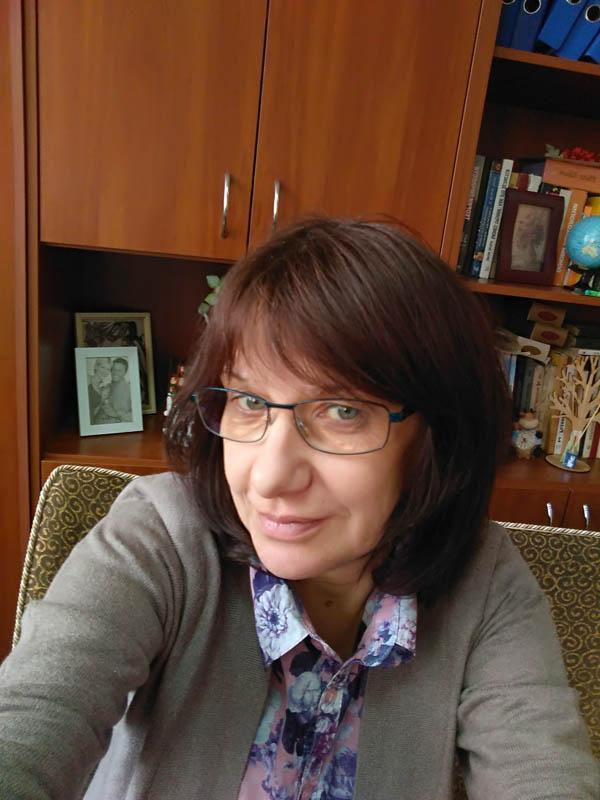 Світлана Володимирівна Весніна - практикуючий психолог, логопед-тренер, експерт з комунікації