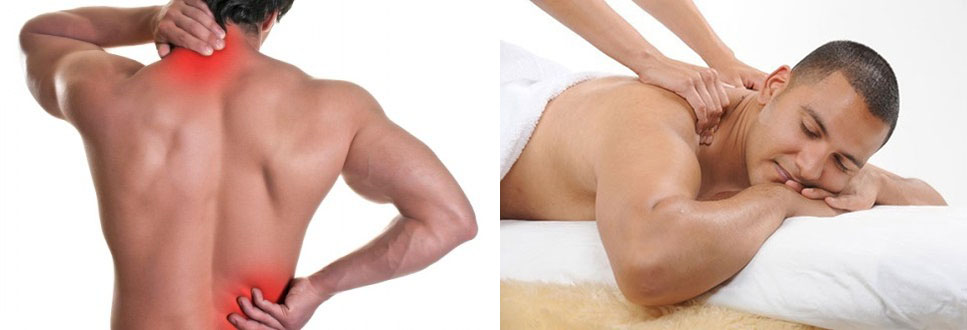 Массаж и боль в мышцах