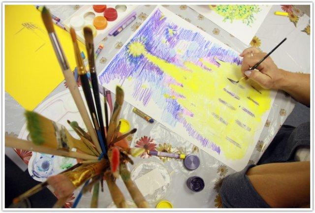 Психологічна допомога в Харкові: арт-терапія в групах та індивідуально