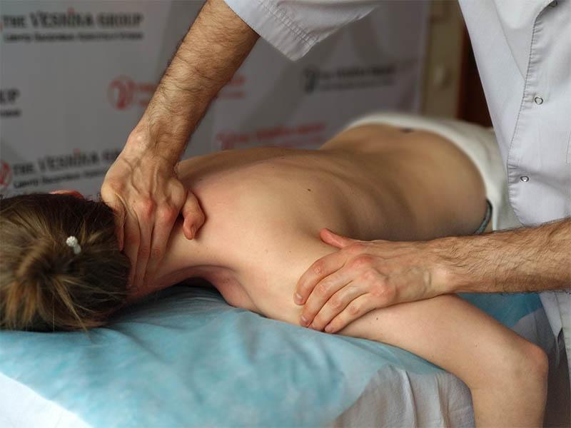 3Д массаж имеет несколько основных направлений в работе