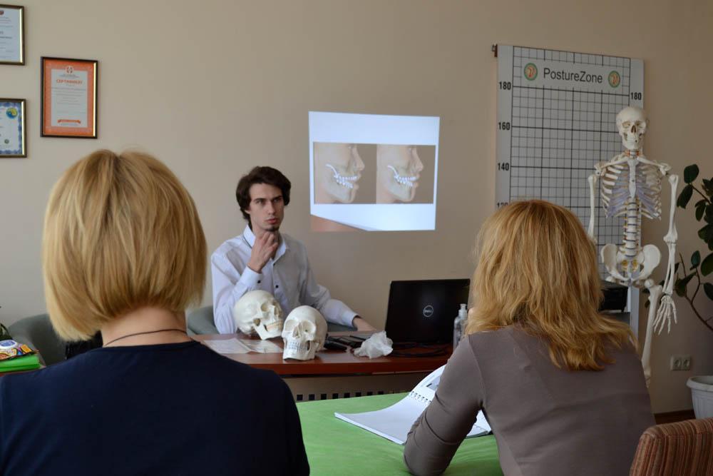 Семінар Краніальна естетика-1. Моделювання обличчя та області декольте