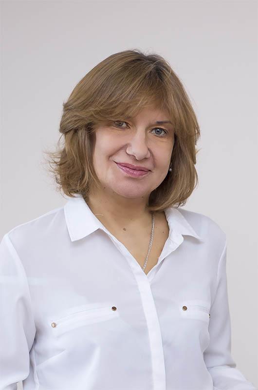 Весніна Світлана Володимирівна