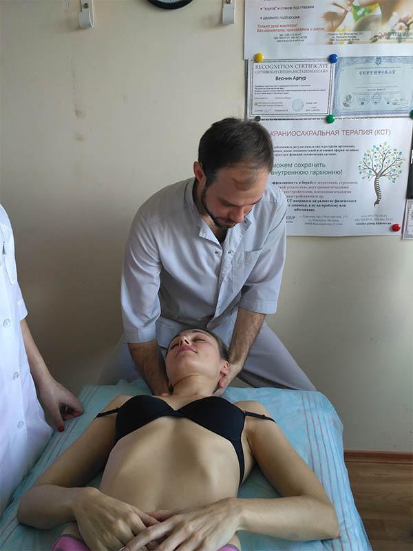 Переваги застосування 3д масажу
