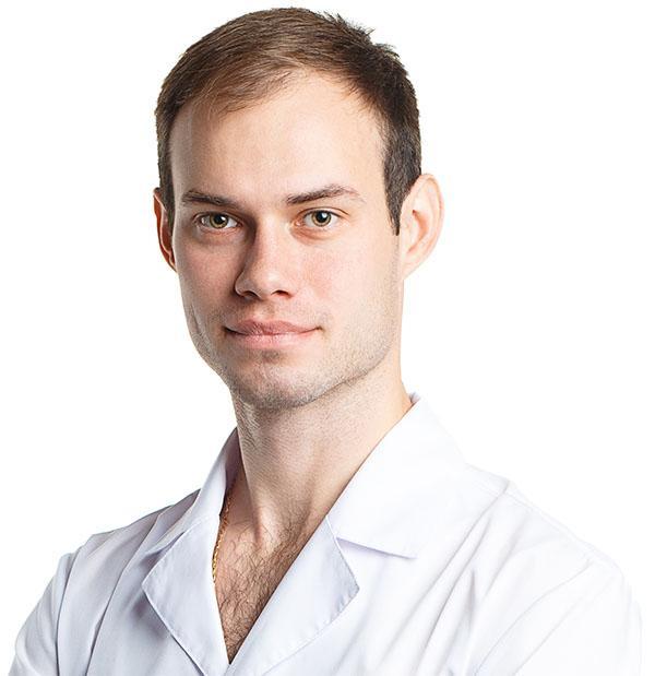 Владимир Веснин - доктор ортопед-травматолог, мануальный терапевт, краниосакральный терапевт, квалифицированный массажист.