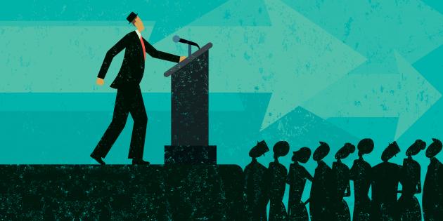 Чого навчають на ораторських курсах