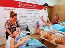 Повышения квалификации для массажистов и косметологов