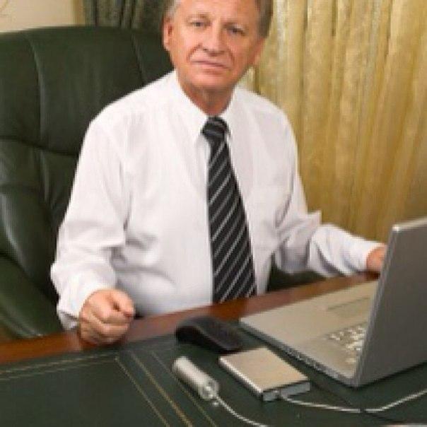 профессор Василий Всеволодович Дяченко