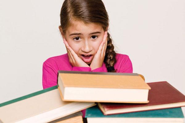 Нарушение чтения - дислексия