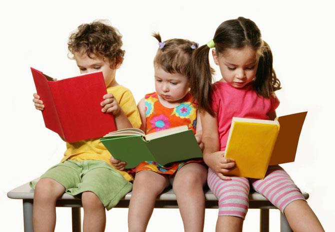Как научить читать