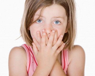 Причины нарушения речи