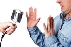 Страх публічних виступів