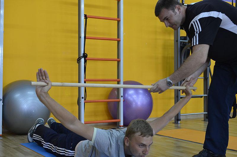 Курсы инструкторов тренажерного зала