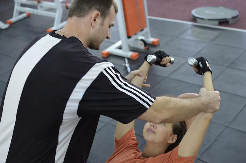 Программа курса инструкторов тренажерного зала