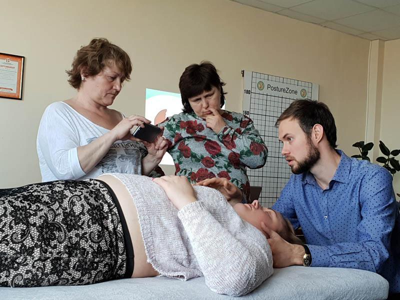 Краніосакральна терапія - 1 рівень