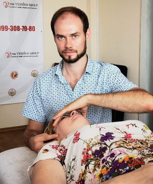 Семінар Краніосакральна терапія - 1 рівень
