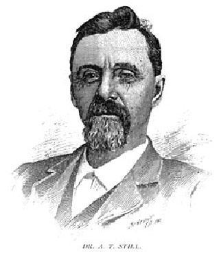 Засновник остеопатії Ендрю Тейлор Стілл