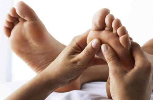 Остеопатическая терапия стоп