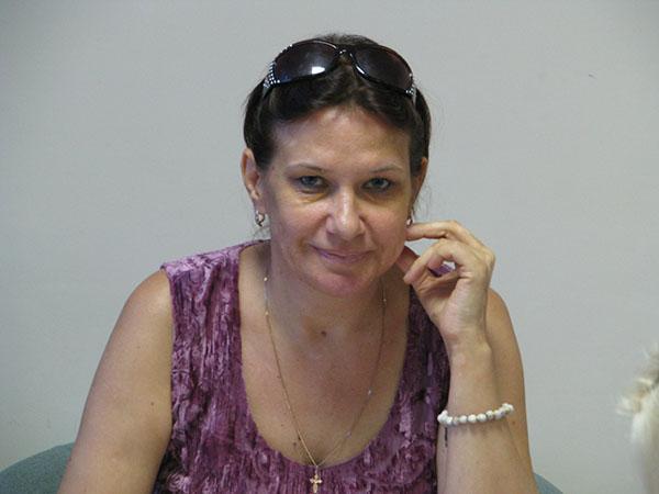 С. В. Веснина - психолог, логопед, педагог