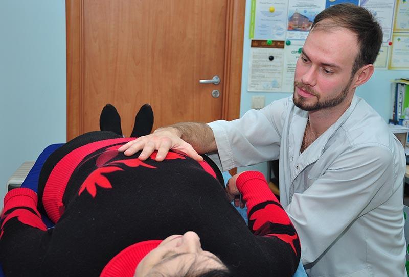 Остеопатія: інформація для клієнта
