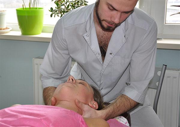 Остеопатический массаж в Харькове