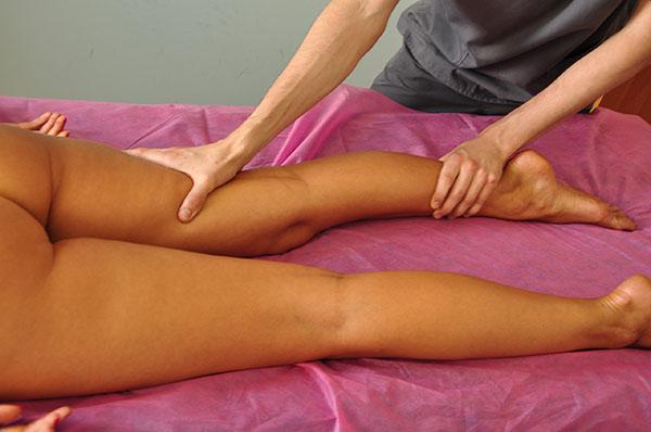 Техника испанского жидкостного массажа тела