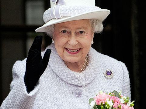 Королева Британії