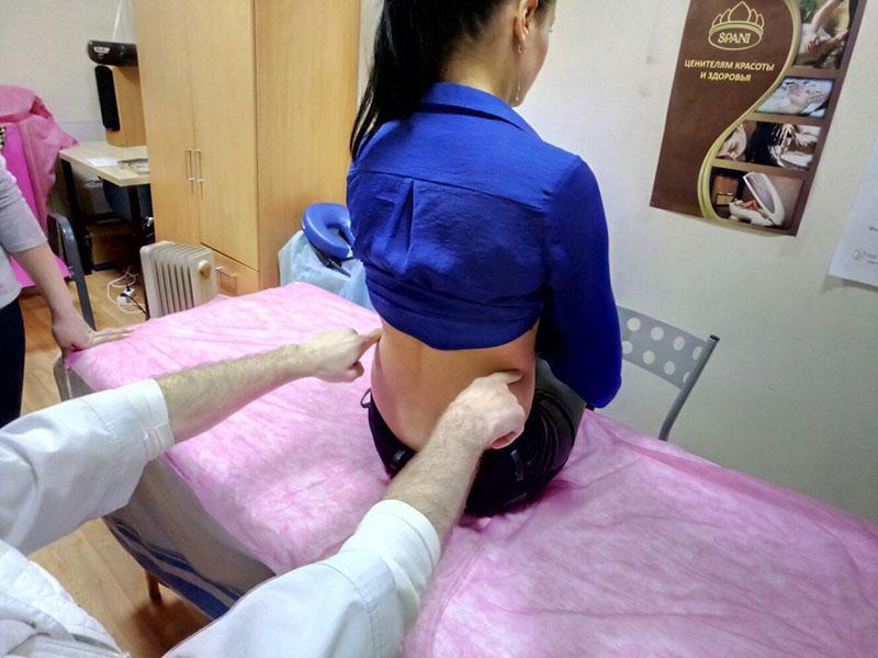Подход остеопатии к лечению дорсалгии (боли в спине)