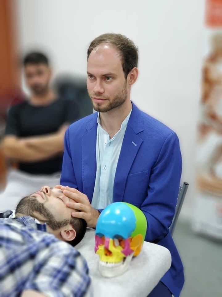 Семинар: Краниосакральная терапия – 3 уровень