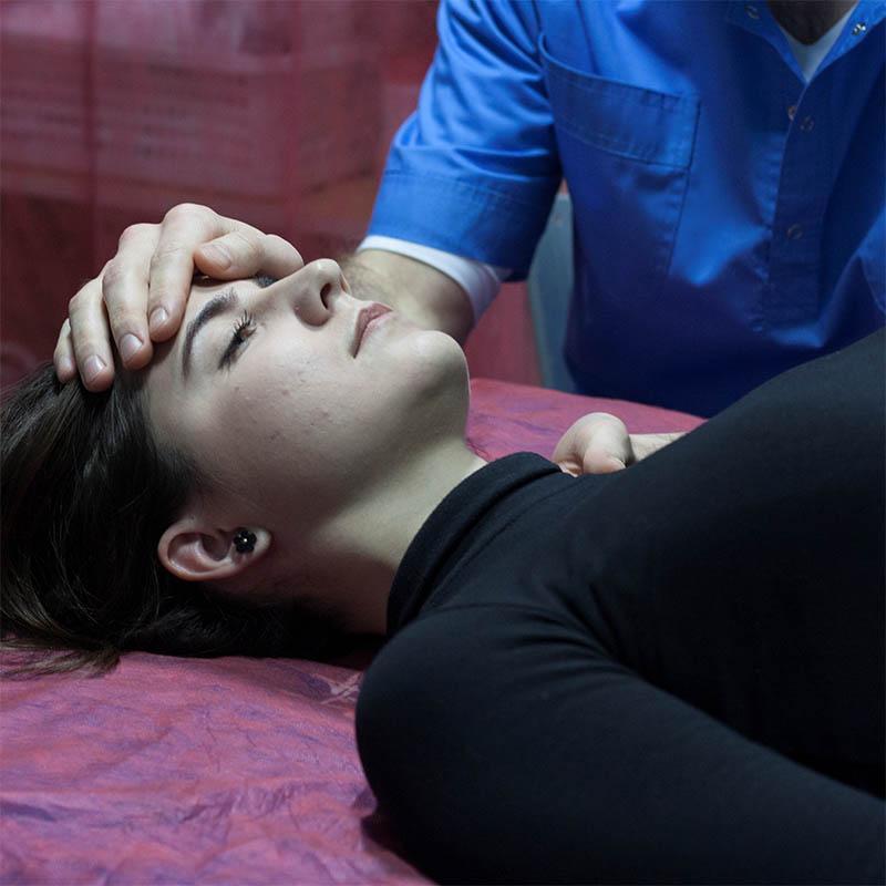 Краніосакральна терапія. Показання до лікування