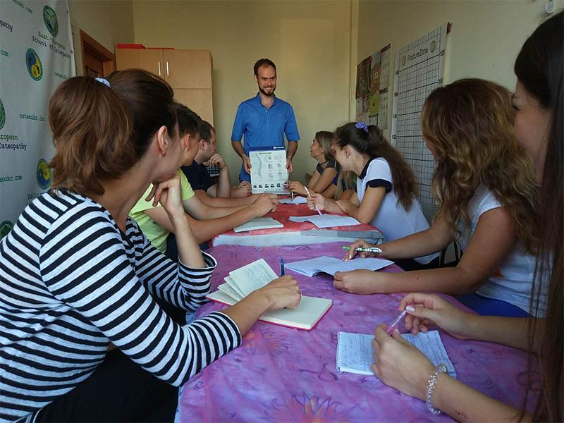 Навчання масажу в Харкові