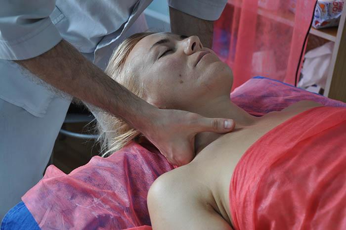 Услуги массажа в Харькове