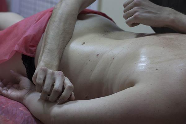 Нейроседативный (испанский) лечебный массаж