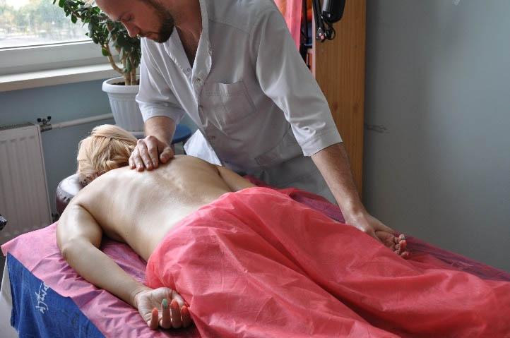 Лікувальний масаж в Харкові
