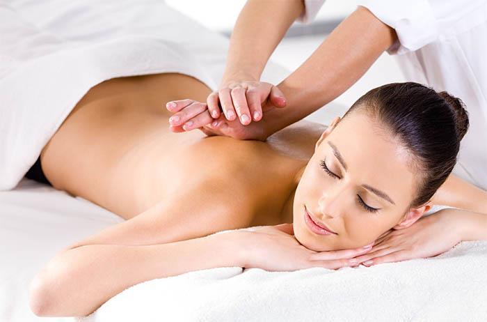Загальний масаж тіла в Харкові
