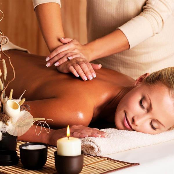 Подарунковий сертифікат на 3Д масаж Насолода