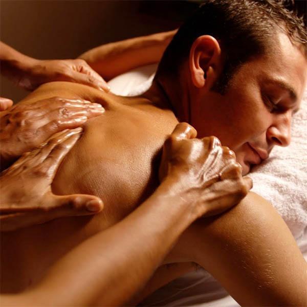 Подарочный сертификат на массаж в четыре руки Двойное удовольствие