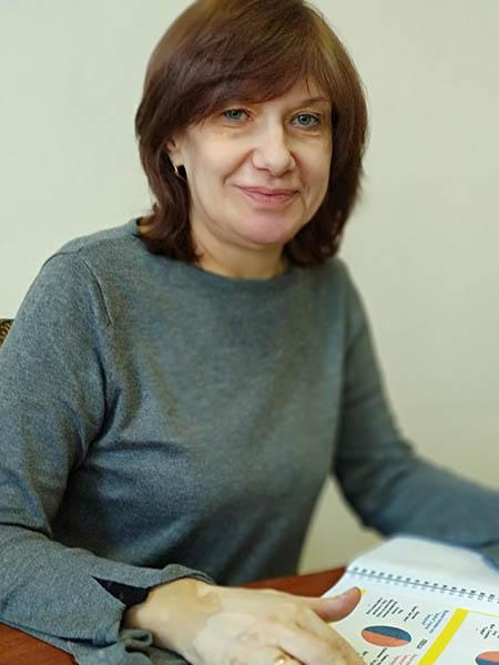 Психолог Веснина С. В.