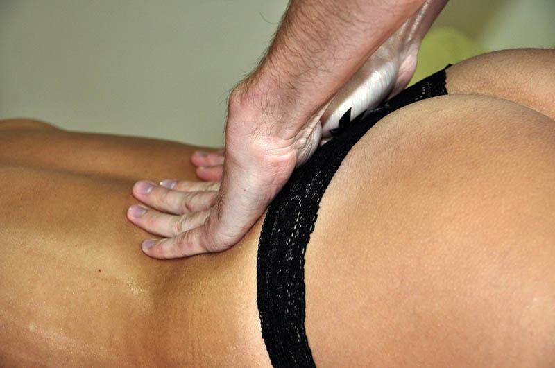 Семинар: Антистрессовый массаж тела