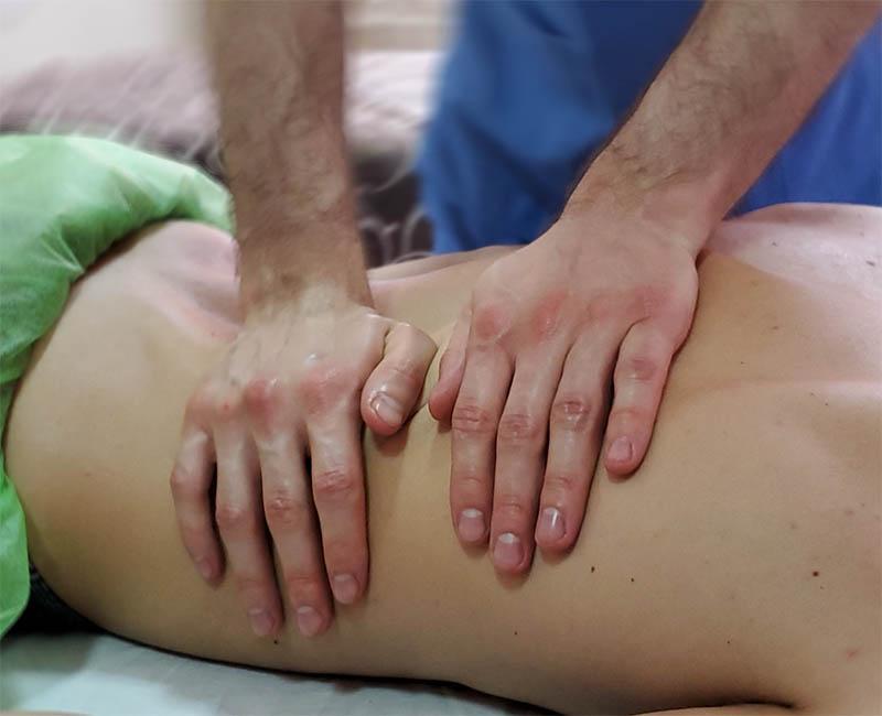 Курсы массажа. Какая программа