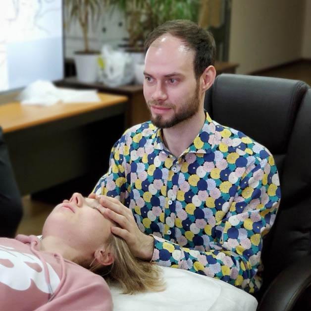 Краніосакральна терапія на відстані