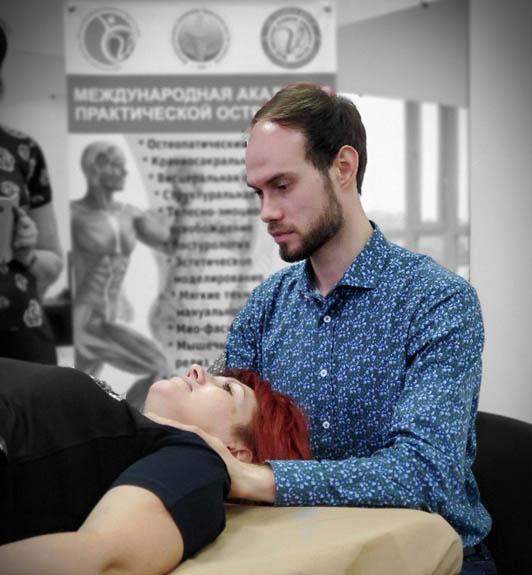 Структуральна остеопатія в Харкові