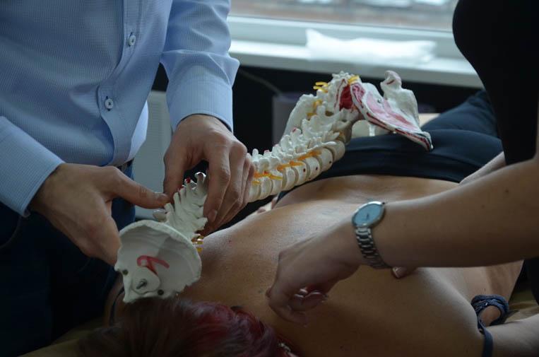 Остеопатія. Структуральні техніки