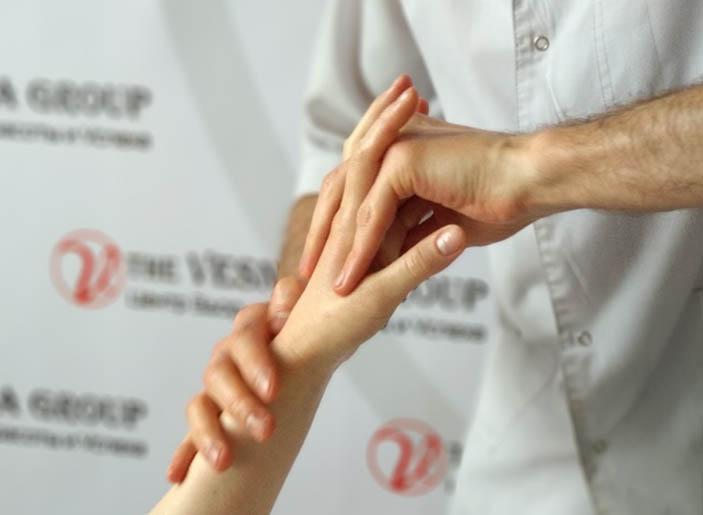 Лечение болезни Рейно с помощью массажа