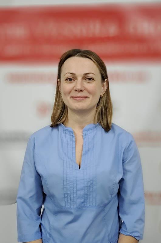 Ерошкина Елена - квалифицированный массажист, мастер коррекции фигуры