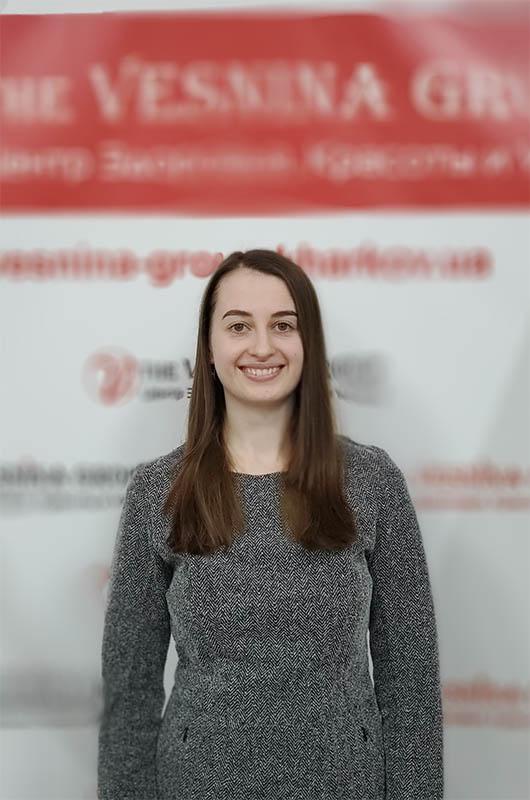 Михальченко Ольга Дмитриевна - телесный терапевт с опытом работы 9 лет.
