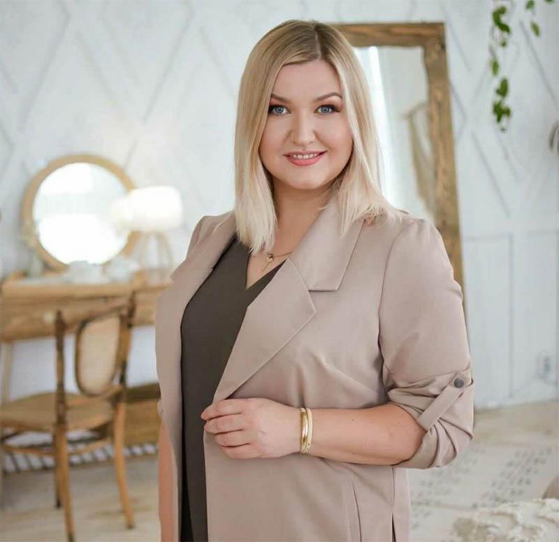 Светлана Лысенко - перинатальный психолог, инструктор по подготовке к родам, доула, мастер пеленания